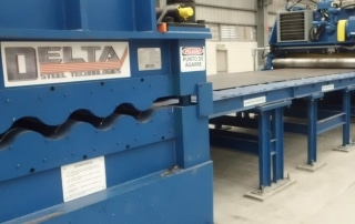 New Cut-To-Length Line Manufacturing Equipment | Delta Steel Technologies