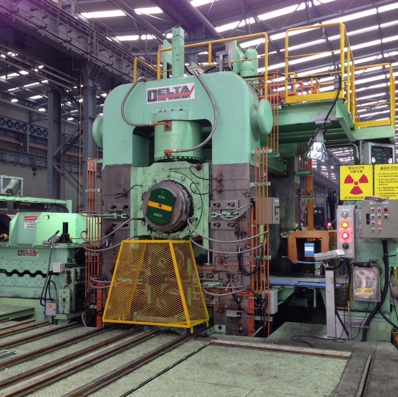 Skin Pass Mill Manufacturing Equipment | Delta Steel Technologies